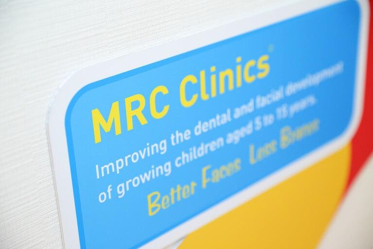 MRC矯正システム口腔筋機能トレーナーMyobrace®の機能と特徴